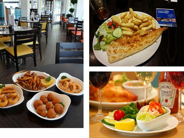 Fish & Chips Mr Fish