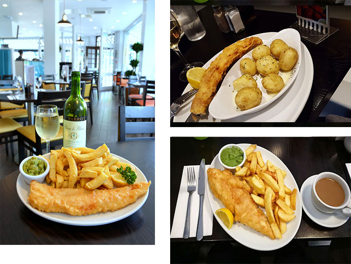Fish and Chips North West London